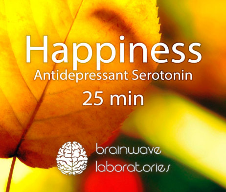 Happiness--Antidepressant---Serotonin-25min-Featured