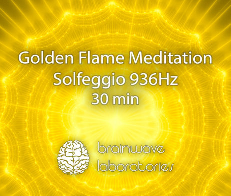 Golden-Flame-Meditation-Solfeggio-936Hz-30min-Featured