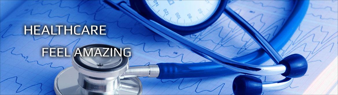HEALTHCAREFEELAMAZING