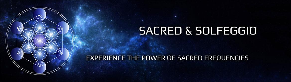 SACRED&SOLFEGGIO